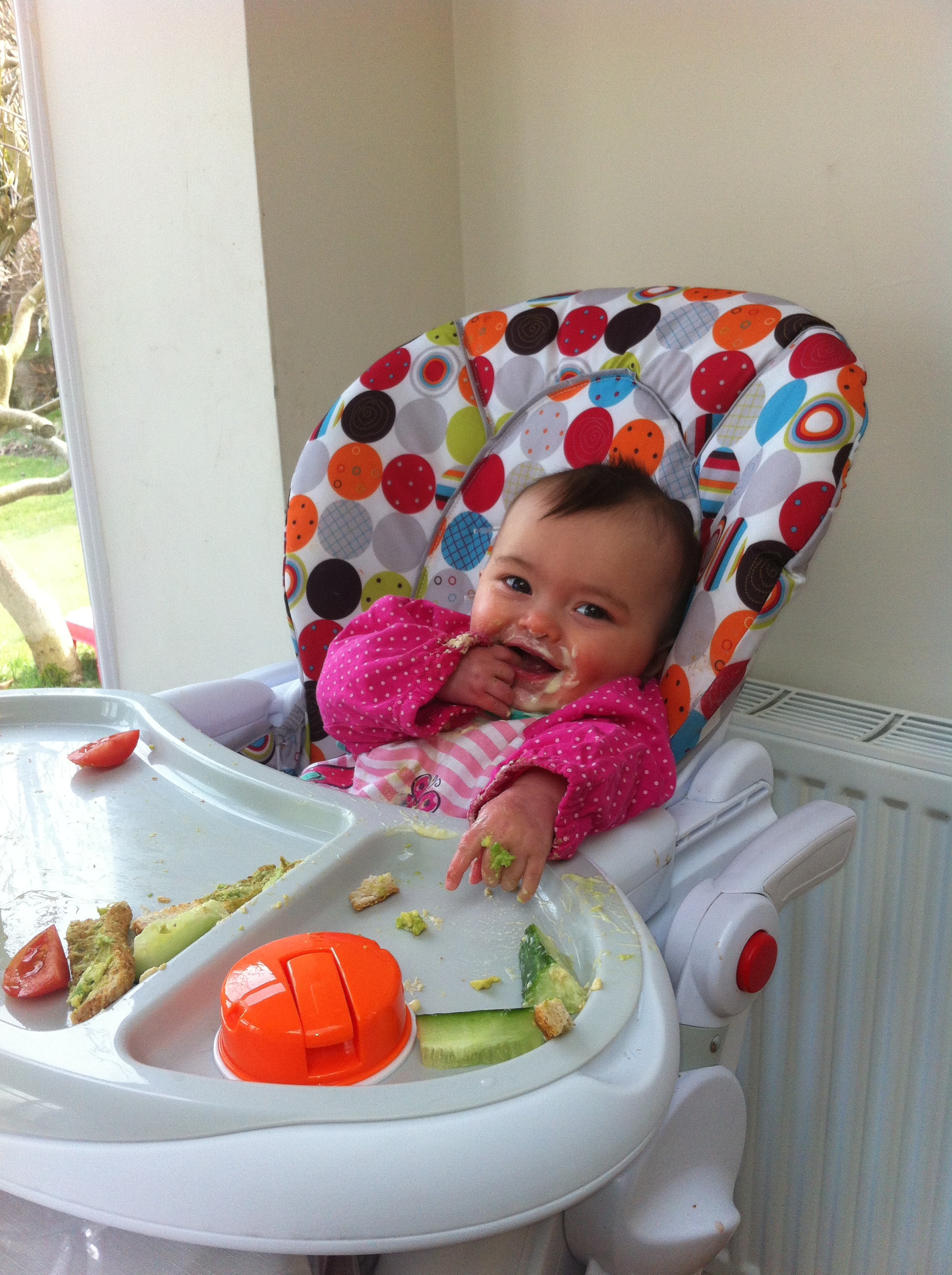 weaning - a bit of both
